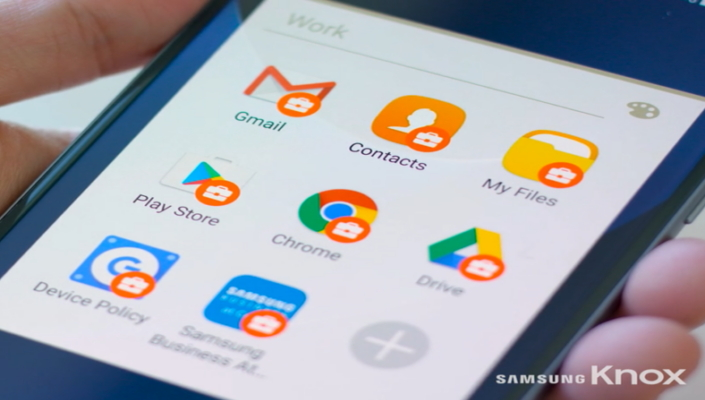 DISA has released the Samsung Android OS 7 (with Knox 2 x